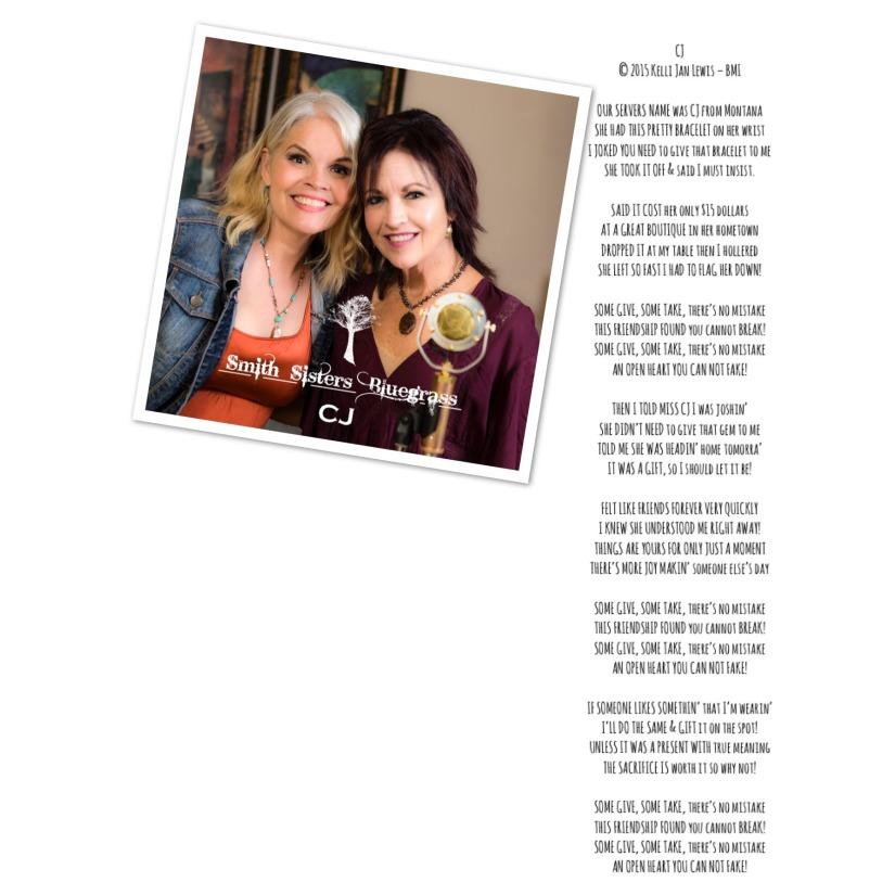 CJ Lyrics